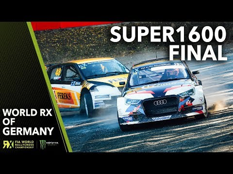 Super 1600 Final | 2018 World RX of Germany