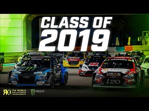 Class of 2019 Wrap up | Season Highlights! | FIA World Rallycross 2019