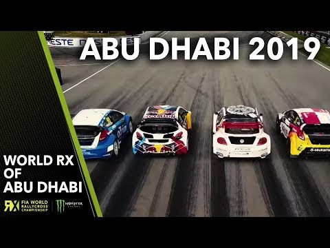 Yas Marina | 2019 World RX of Abu Dhabi