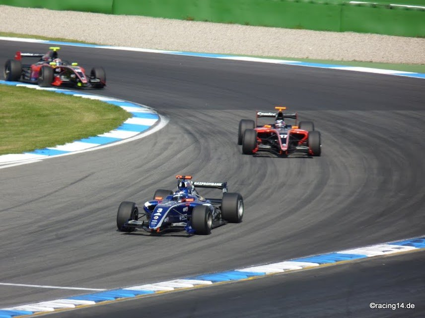 World Series Hockenheim 2010