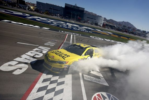 Las Vegas - Kenseth wins