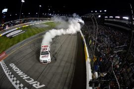 Kevin Harvick - Burnout Richmond