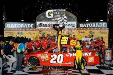 Matt Kenseth Victory Lane