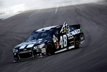 Jimmie Johnson wins Pocono