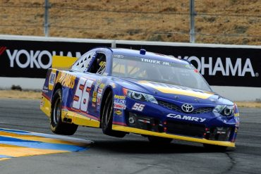 MArtin Truex Jr. wins at Sonoma