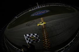 NSCS Matt Kenseth Checkered Flag