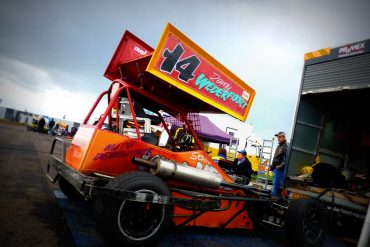 Stock Car No. 14 Venray