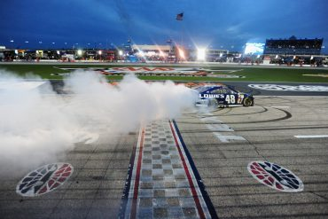 Jimmie Johnson wins at Texas 2013