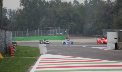 Pit Entry Monza