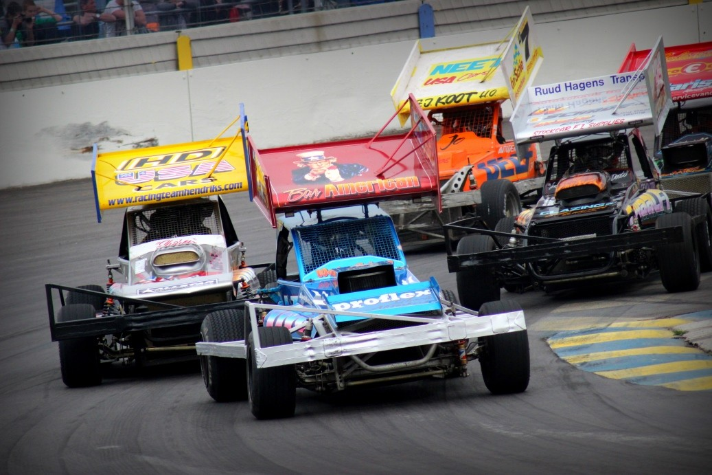 F1 StockCars at Venray