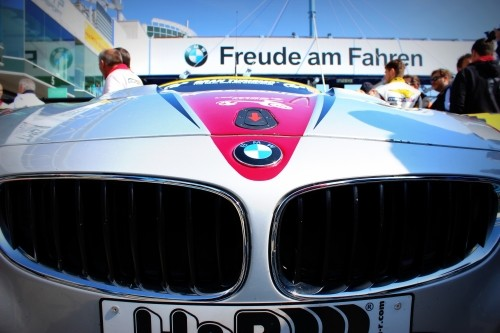 Front CloseUp Marc VDS BMW Z4
