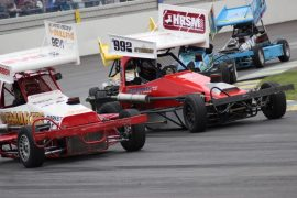 F2 Stockcar Race Action