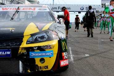 Grid Nuerburgring Toyota Camry Marc VDS Racing