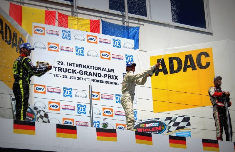 NASCAR Whelen Euro Series - Podium Elite1