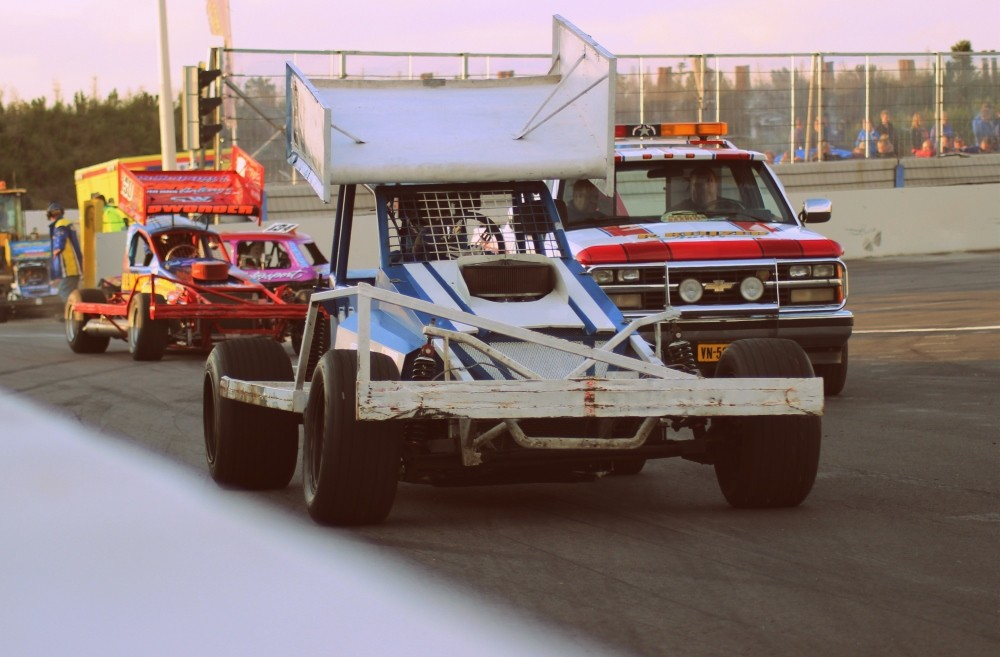 F1Stockcar Quarter-Mile