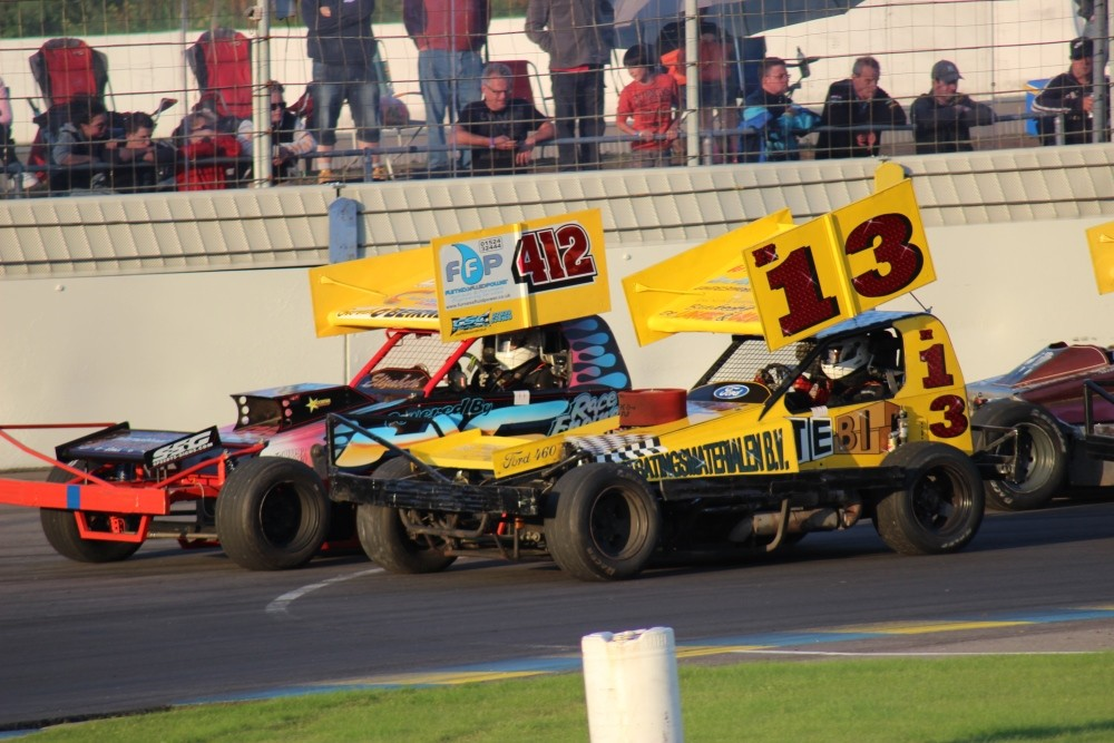 Race Action F1 Stockcar