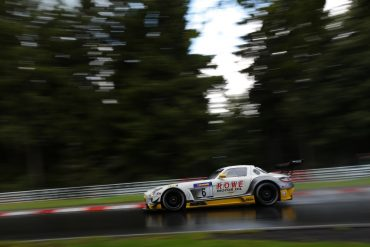 Rowe Racing SLS GT3 VLN