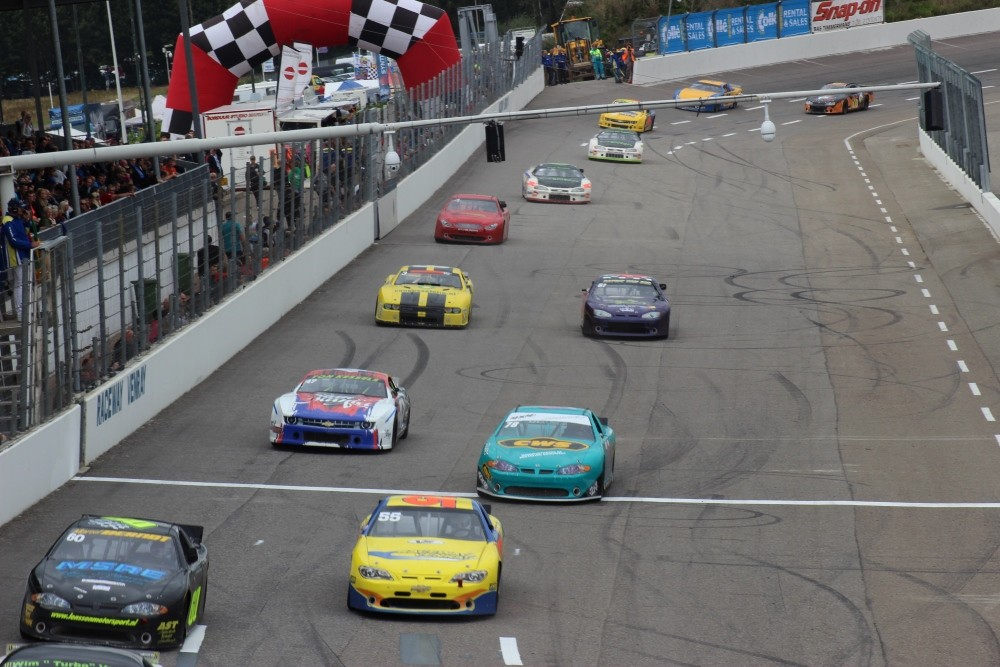 Start-Finish Late Model V8