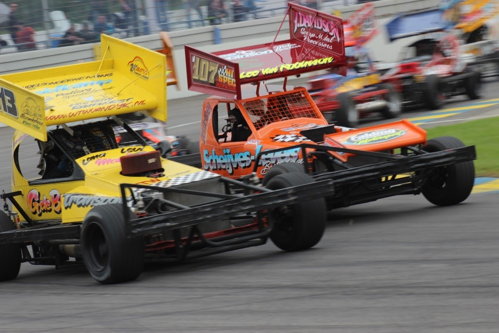 Stockcar F1 Race Action