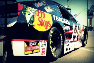 #14 - Chevrolet of Tony Stewart