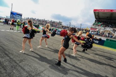 Girls of Whelen Euro Le Mans