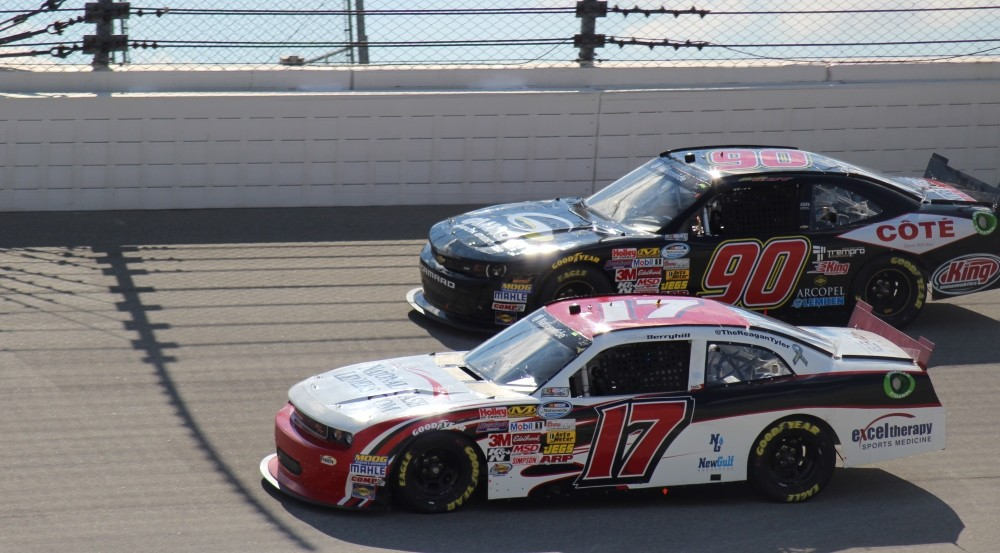 NASCAR Nationwide Race Action
