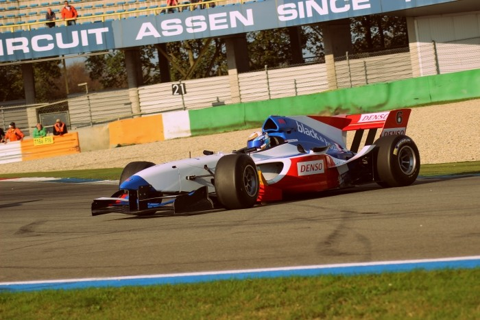 Spin Chicane FA1 Assen