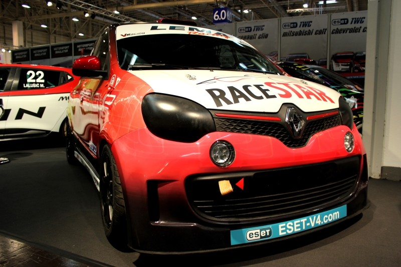 New Renault Twingo Cup
