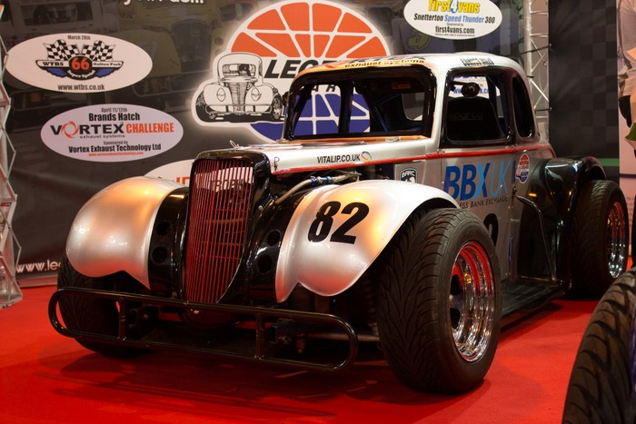 Legend Racing Car