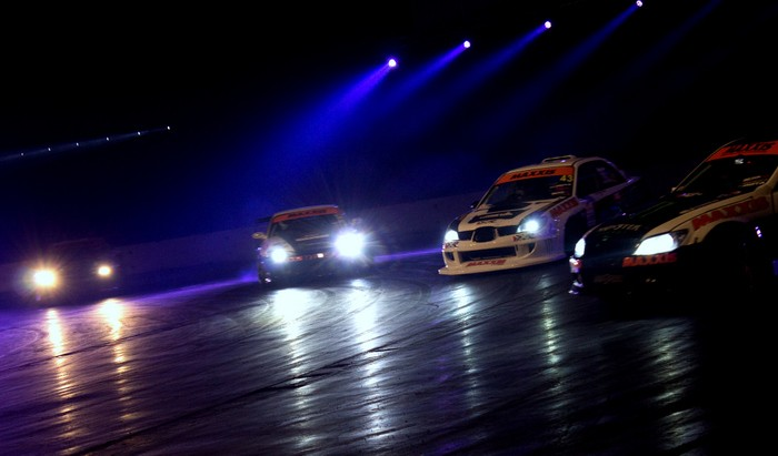 Drifting Live Action Arena
