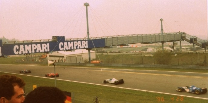 Formel 1 am Ring anno 1996