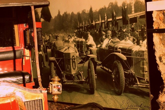 Museum Circuit Spa Francorchamps