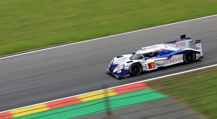 TS040 Alex Wurz Spa 2015