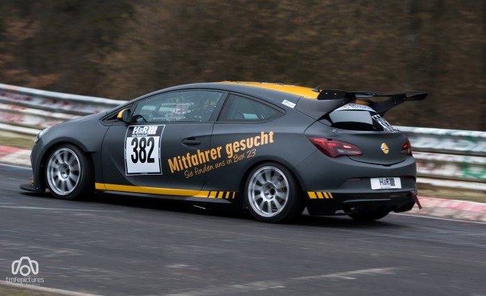 OPC Opel Astra