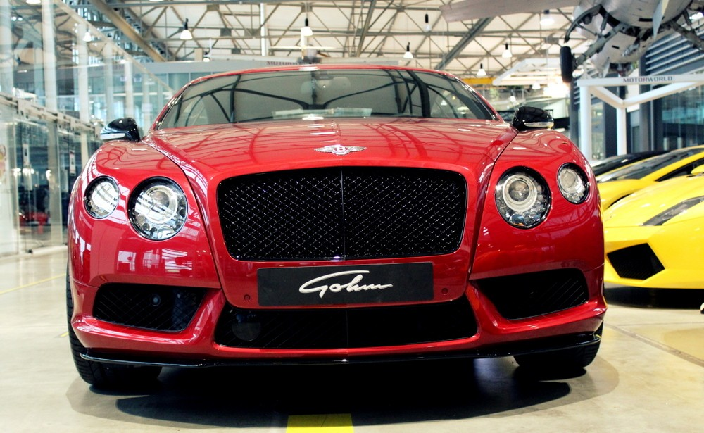 Bentley Motorworld