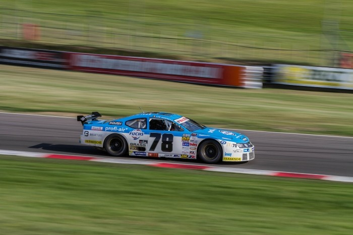 NWES 78 Brass Racing
