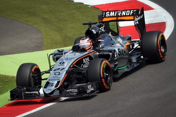 VJM08-01 Force India Mercedes