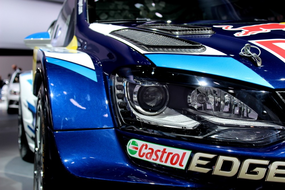 VW Polo R CloseUp