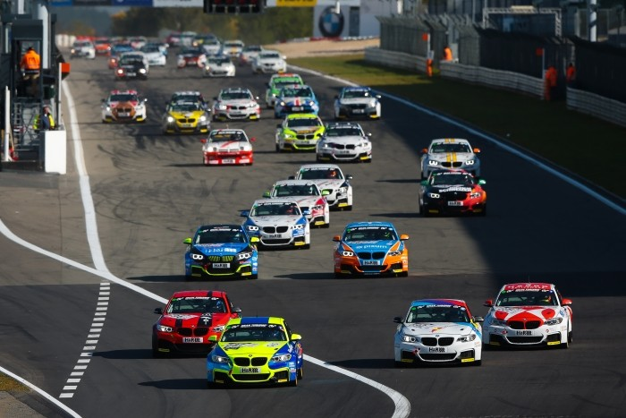 CUP5 BMW M235i