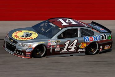 Tony Stewart - Darlington 2015