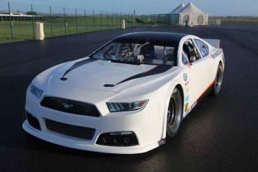 NWES EuroNascar Ford Mustang