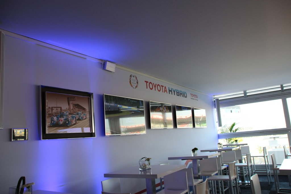 Toyota Hospitality in Le Mans