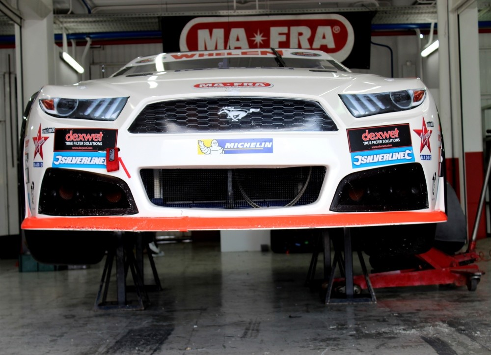 Mustang NWES Valencia