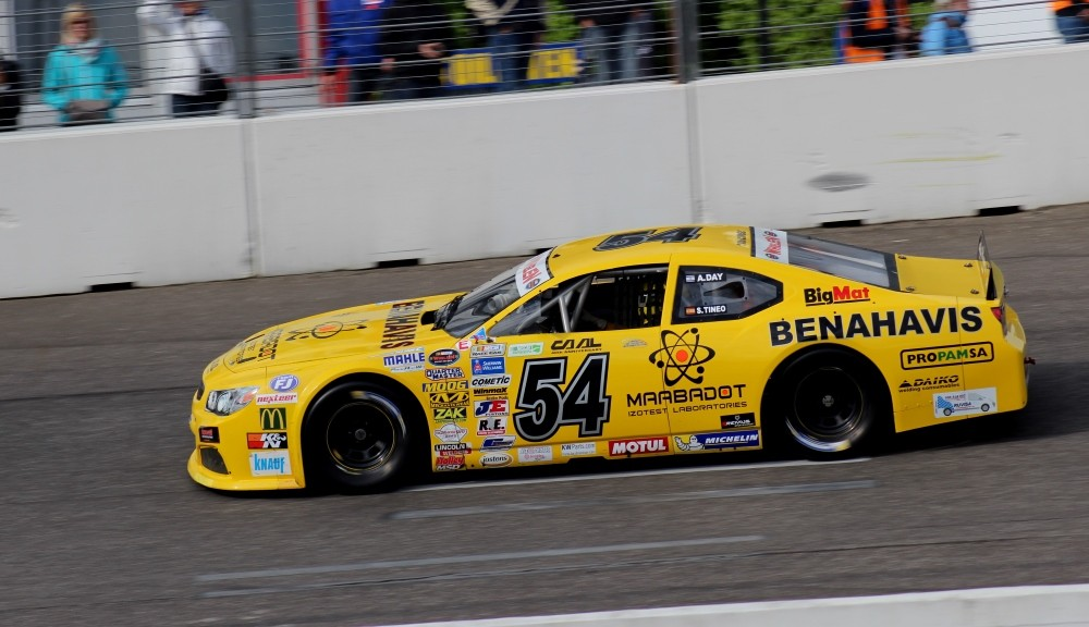 #54 CAAL Racing Chevy Day
