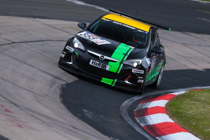 Opel Astra OPC Cup Stryceck
