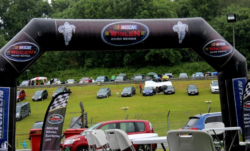 NWES Brands Hatch Fans