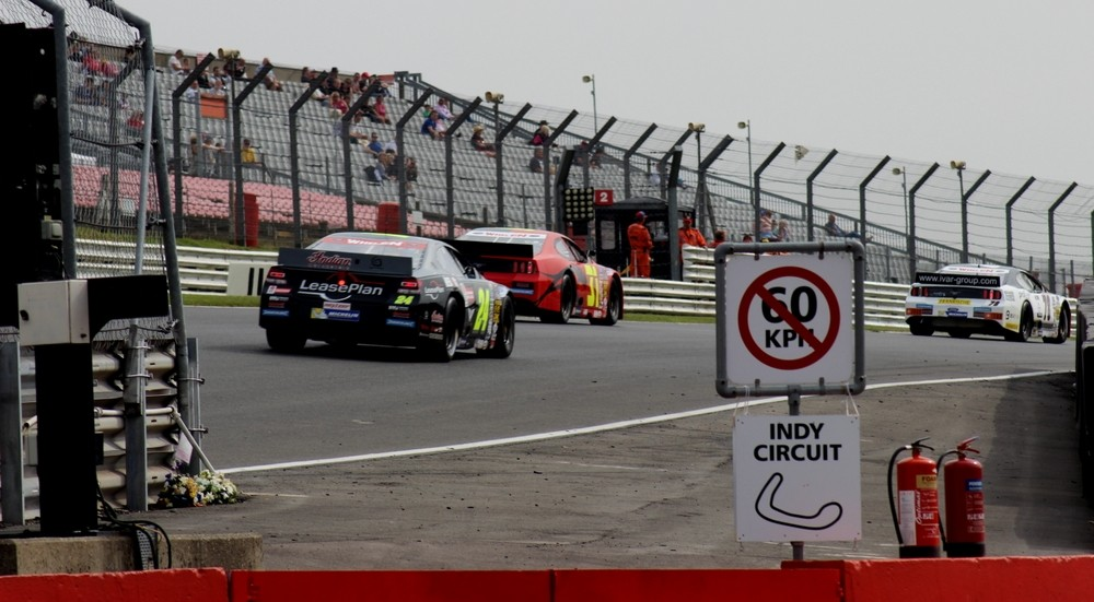 American Speedfest Brands Hatch EuroNascar