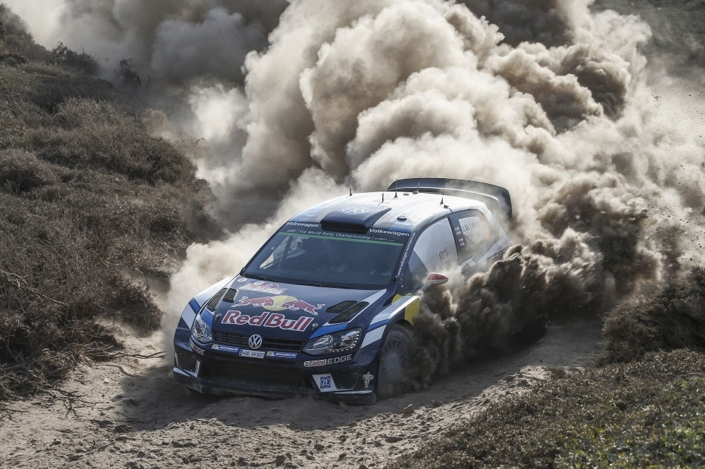 Latvala Italien 2016 VW Polo R