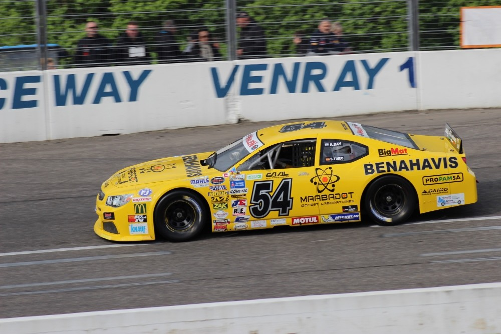 Alon Day NWES-CAAL Racing