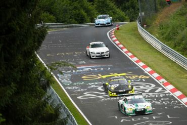 VLN5 - Land-Audi vor Manthey-Porsche